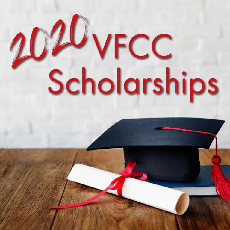 Read more about the article 2020 VFCC Scholarships
