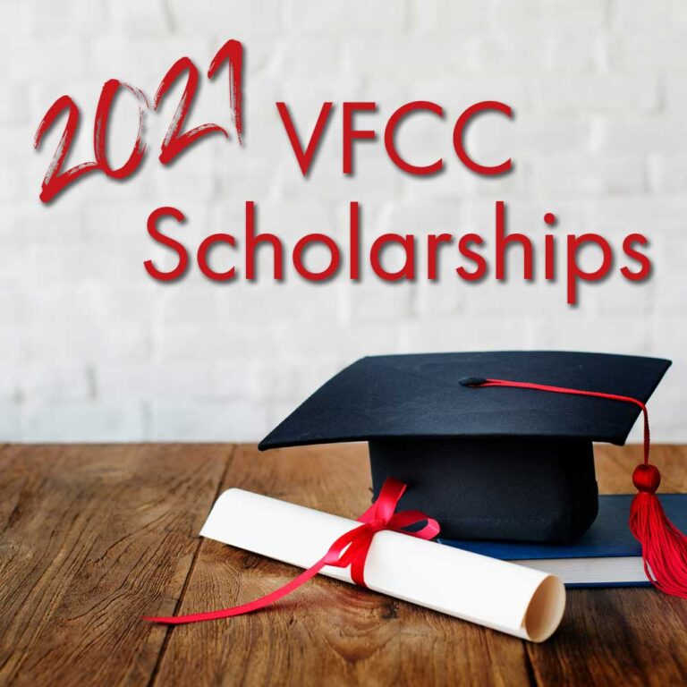 Read more about the article 2021 VFCC Scholarships